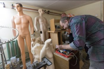 Vynálezce plánuje sestrojit sexuálního robota