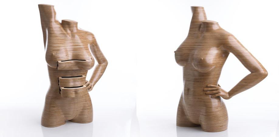 Erotický nábytek - i kredenc může být sexy