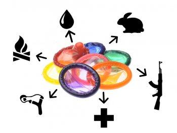 7 důvodů, proč mít v divočině u sebe kondom