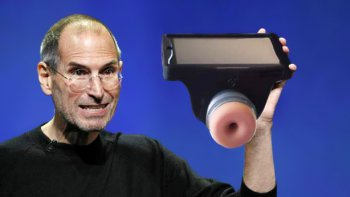 Obal umožňující sex s iPadem