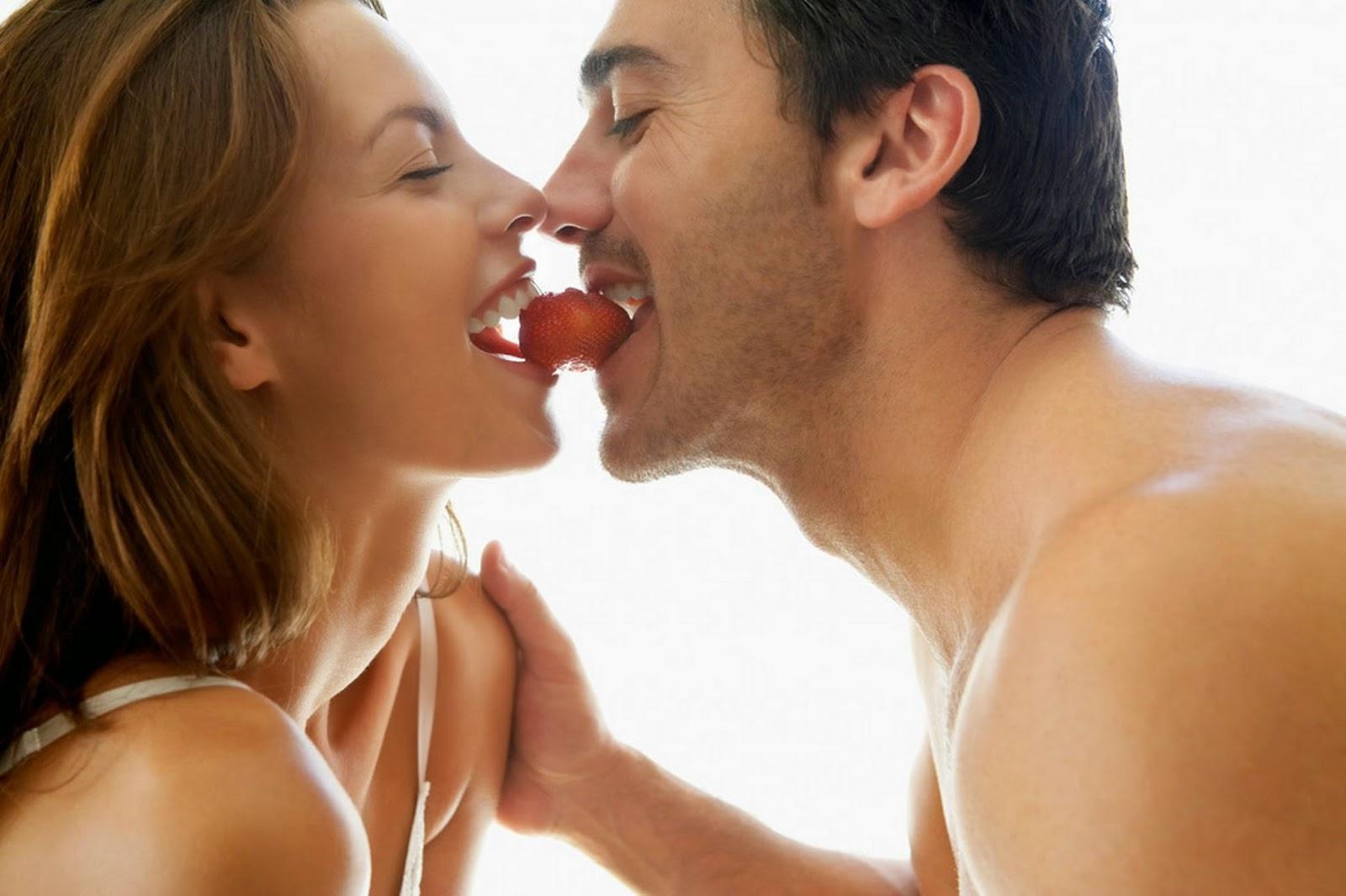 Použijte jídlo jako afrodiziakum při sexu