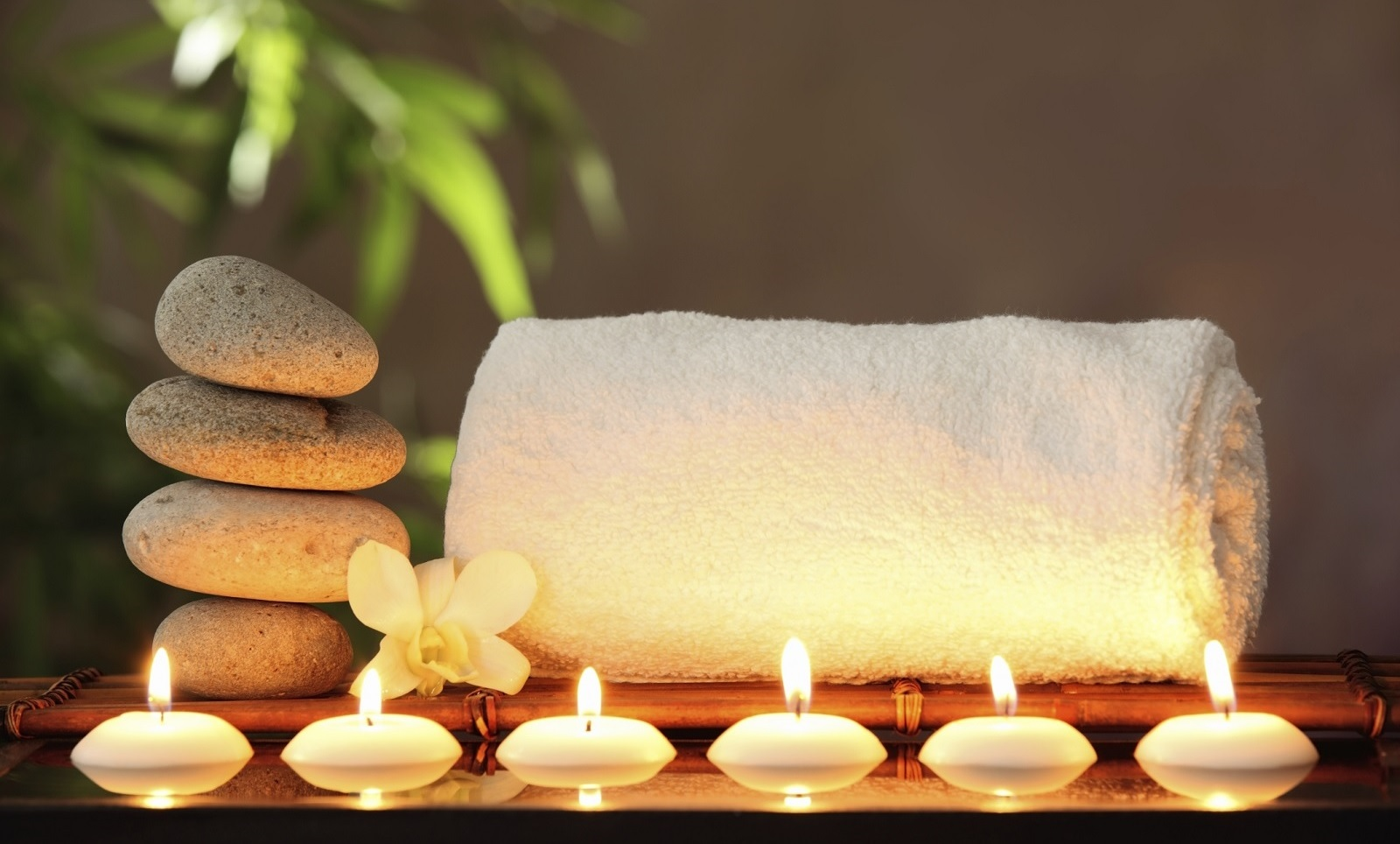 Tipy na vzrušující partnerskou masáž 1/2 - připravte si pohodlí