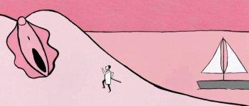 Příručka Nadsamce – manuál ke klitorisu