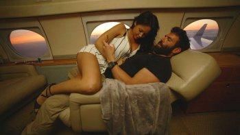 Příručka Nadsamce – Jak na sex v letadle?