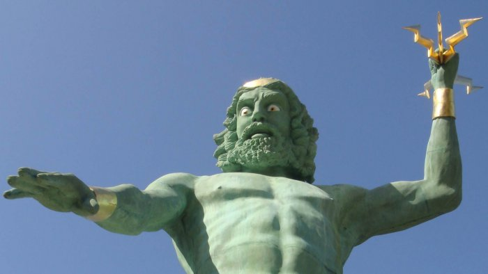 Zeus: Nejvyšší bůh řecké mytologie a jeho zvrhlé sexuální avantýry
