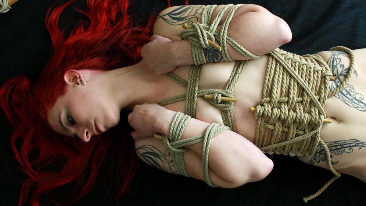 Jak na bondage