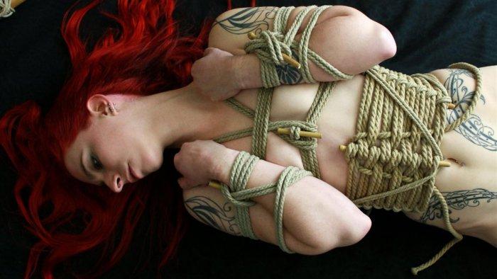 Jak na bondage a svazování