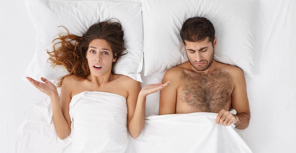Problémy s ejakulací - co všechno může potrápit muže při výstřiku