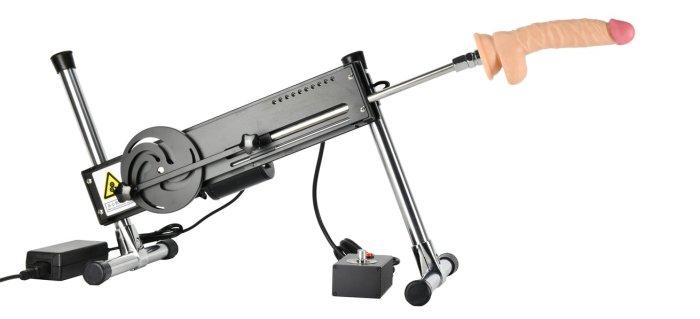 Šukací stroje 2/4 – výběr vhodné fucking machine