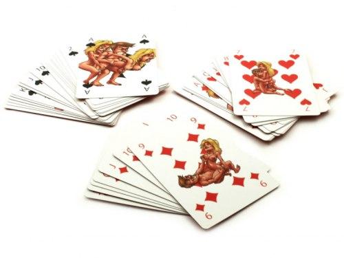 Hrací karty Kama Sutra