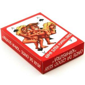 Hrací karty Kama Sutra – Vzrušující erotické hry