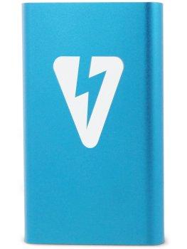 Powerbanka EroVolt PowerBank Blue – Baterie do erotických pomůcek a powerbanky