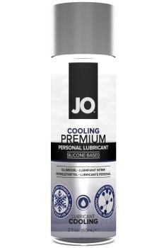 Silikonový lubrikační gel System JO Premium Cool - chladivý – Chladivé a tlumivé lubrikační gely