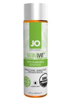 BIO Lubrikační gel System JO Organic NaturaLove – Lubrikační gely na vodní bázi