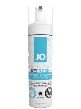 Čisticí pěna na erotické pomůcky System JO Refresh Toy Cleaner, 207 ml – Dezinfekce a čistění pomůcek