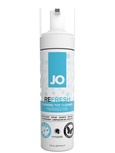 Čisticí pěna na erotické pomůcky System JO Refresh Toy Cleaner, 207 ml
