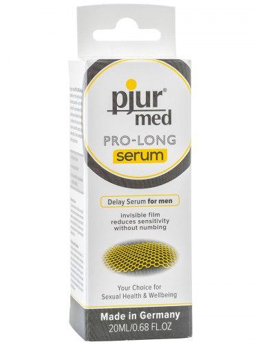 Sérum na oddálení ejakulace Pjur Med PRO-LONG Serum