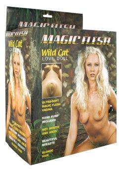 Nafukovací panna Magic Flesh Wild Cat – Nafukovací panny