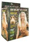 Nafukovací panna Magic Flesh Wild Cat