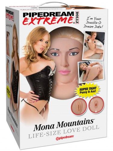 Nafukovací panna Mona Mountains