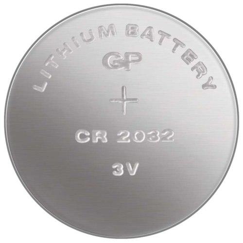 Knoflíková baterie CR2032, lithiová