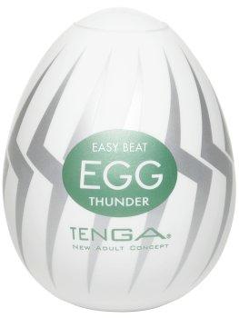 Masturbátor TENGA Egg Thunder – Masturbátory a honítka TENGA