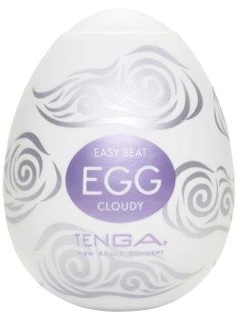Masturbátor TENGA Egg Cloudy – Masturbátory a honítka TENGA