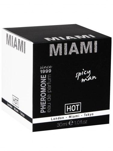 Parfém s feromony MIAMI Spicy Man