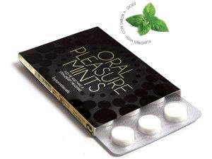 Bonbóny na orální sex Oral Pleasure Mints Peppermint – Erotické sladkosti