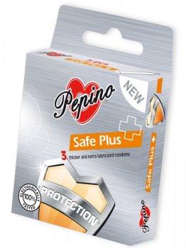 Kondomy Pepino Safe Plus – Anální kondomy (zesílené) pro bezpečný sex