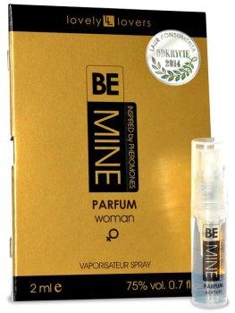 Parfém s feromony pro ženy BeMINE - VZOREK – Feromony pro ženy