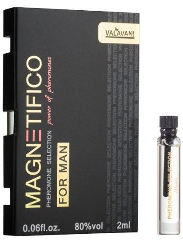Parfém s feromony pro muže MAGNETIFICO Selection - VZOREK