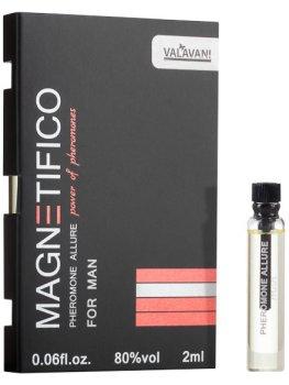 Parfém s feromony pro muže MAGNETIFICO Allure - VZOREK – Feromony pro muže
