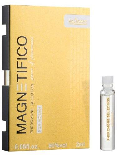 Parfém s feromony pro ženy MAGNETIFICO Selection - VZOREK