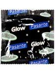 Kondom Pasante Glow in the Dark