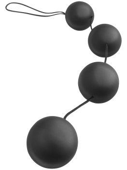 Anální kuličky Deluxe Vibro Balls – Anální kuličky a korále