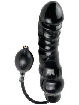 Nafukovací anální dildo Ass Blaster – Anální dilda pro muže i ženy