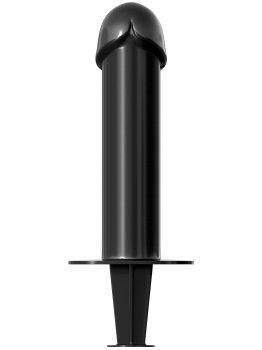 Stříkačka ve tvaru dilda EZ-Lube Shooter – Klystýry a anální sprchy