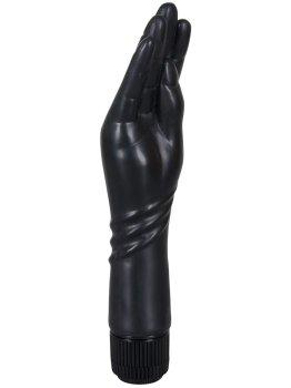 Vibrátor ve tvaru ruky The Black Hand – Vibrátory s neobvyklým designem
