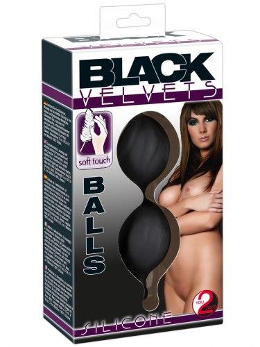 Venušiny kuličky Black Velvets