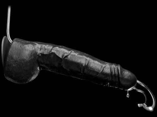 Stříkající dildo Drencher (PISS)