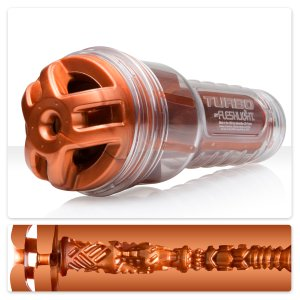 Simulátor orálního sexu TurboTrust Ignition Copper – Masturbátory Fleshlight