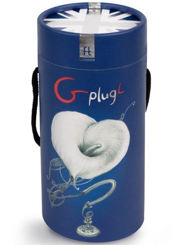 Nabíjecí vibrační kolík Gplug OCEAN, velký (L)