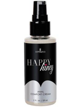 Krém na uvolnění análního otvoru Happy Hiney – Uvolňující a tlumivé přípravky na anální sex a deepthroat