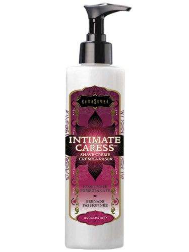 Krém na holení Intimate Caress Pomegranate
