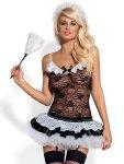Kostým Služebná - Obsessive Housemaid