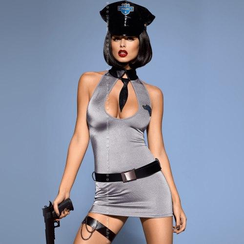 Kostým Policie - Obsessive Police