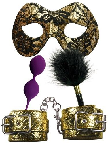 Sada erotických pomůcek Masquerade Party