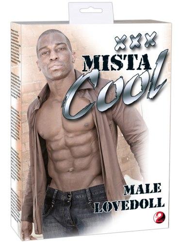 Nafukovací muž Mista Cool XXX