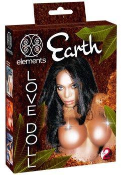Nafukovací panna Earth – Nafukovací panny